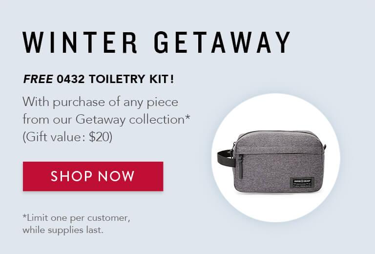 GWP - Toiletry Bag - EN