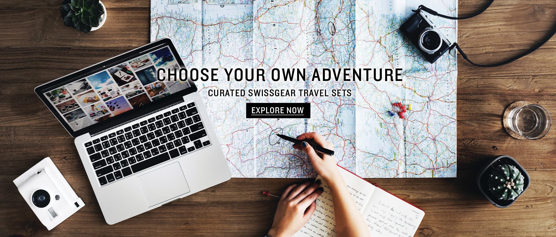 Choose Your Own Adventure by SWISSGEAR