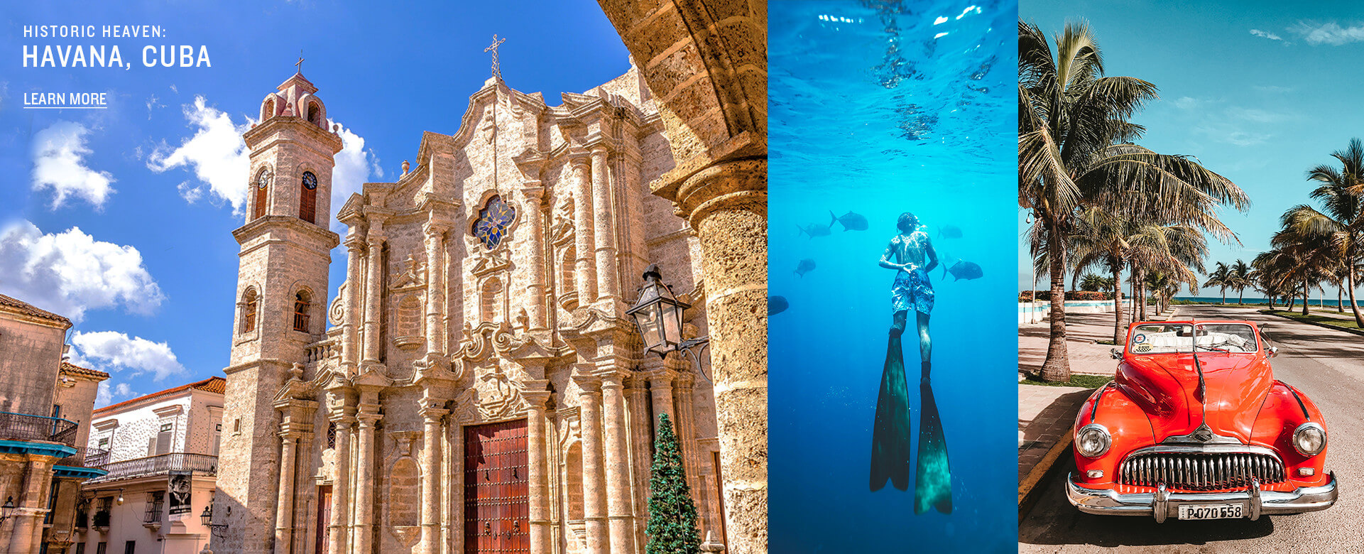 Historic Heaven: Havana, Cuba