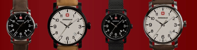 Browse the authentic, swiss made legacy watch collection from SWISSGEAR