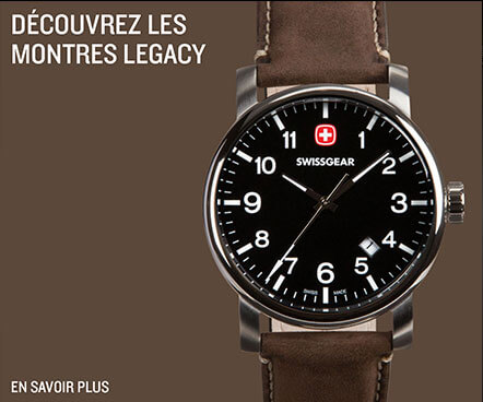 Introducing the Swiss Legacy Watch Collection