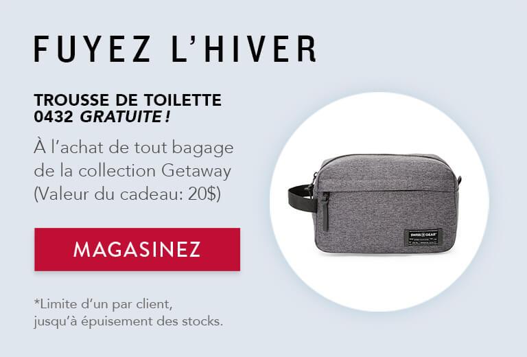 GWP - Toiletry Bag - FR