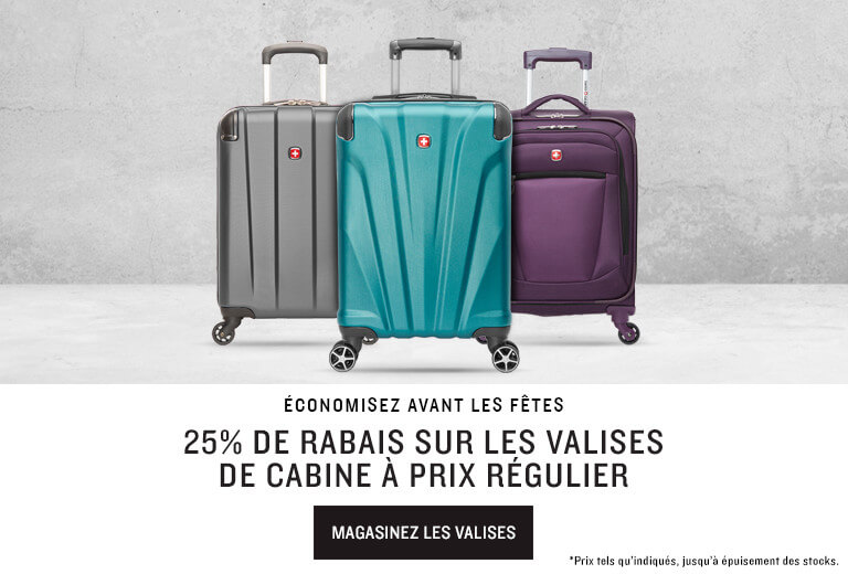 25% Off Carry Ons - Fr