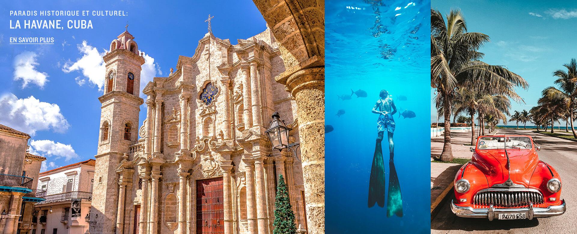 Paradis Historique Et Culturel: La Havane, Cuba