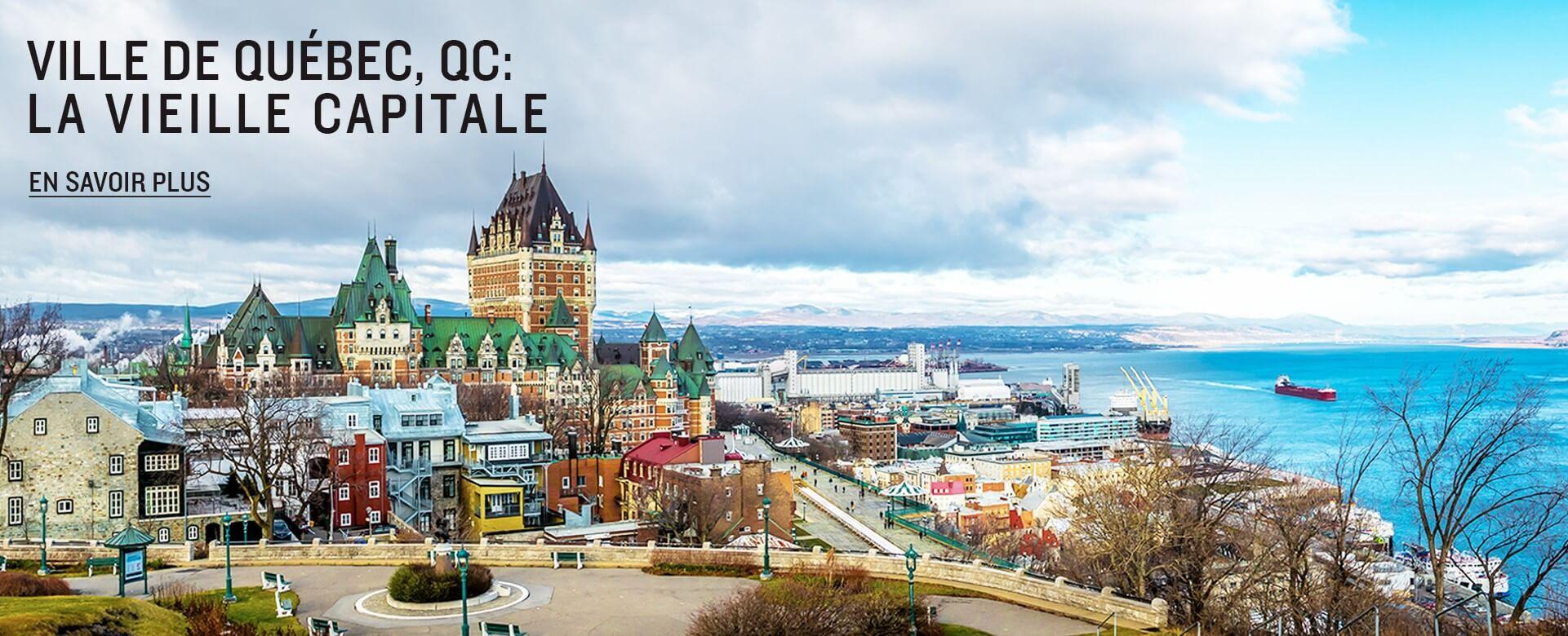 Ville de Québec, QC: La Vieille Capitale