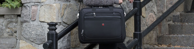 Shop business cases by Swissgear